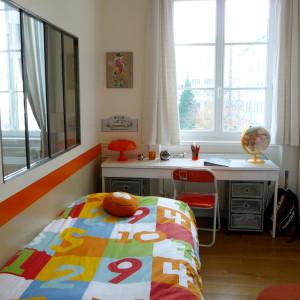 relooking chambre-orange