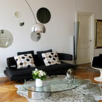 Décoration intérieure salon
