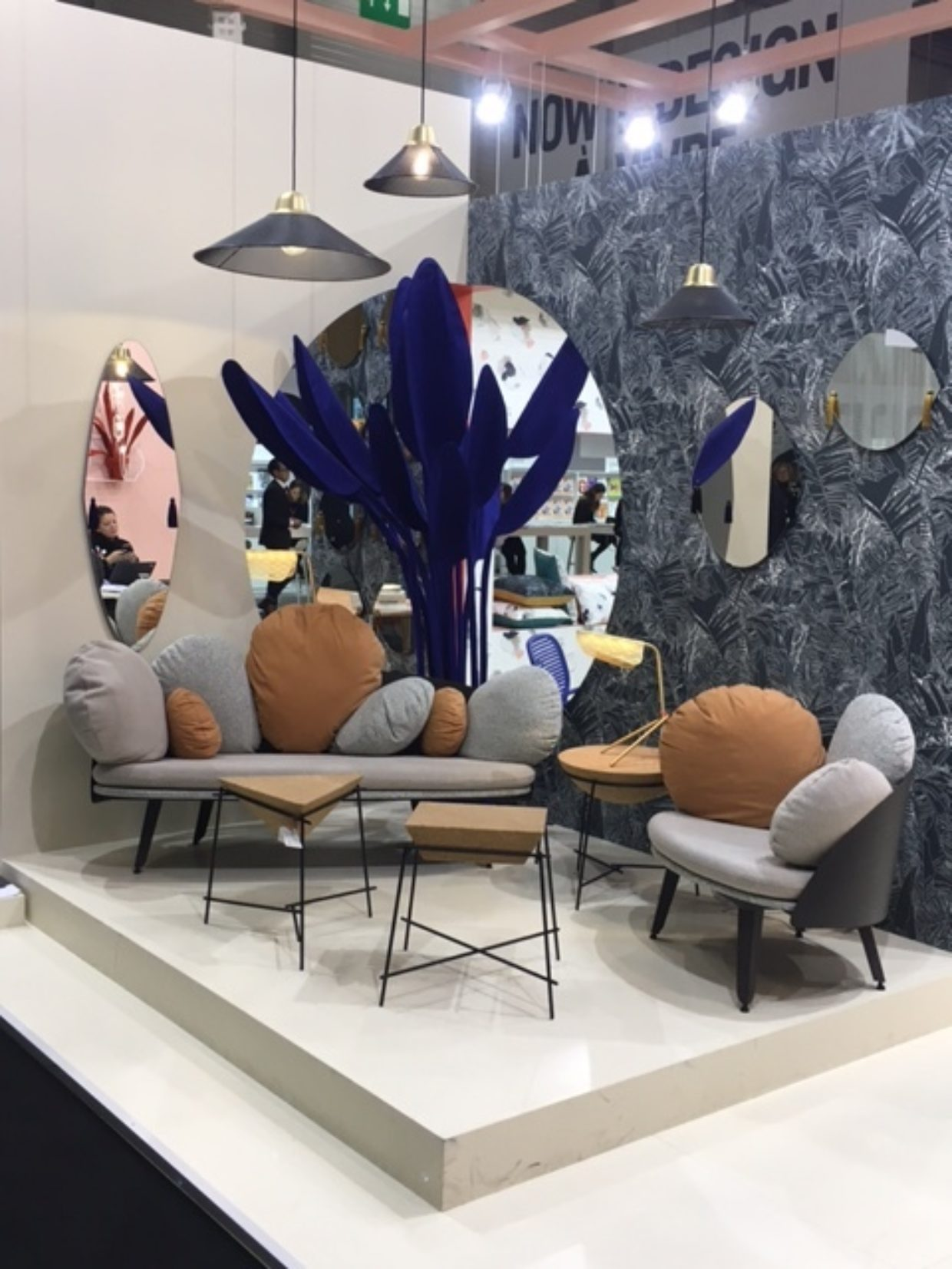 Tendances d coration nouveaut s salon maison objet 2017 - Decoration 2017 tendance ...