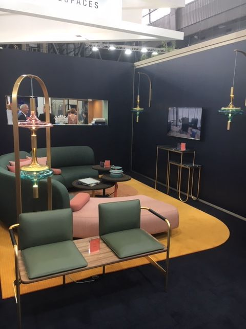 workspace amenagement lobby hospitality cider